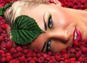 Малина – лучшая ягода для кожи лица, фото