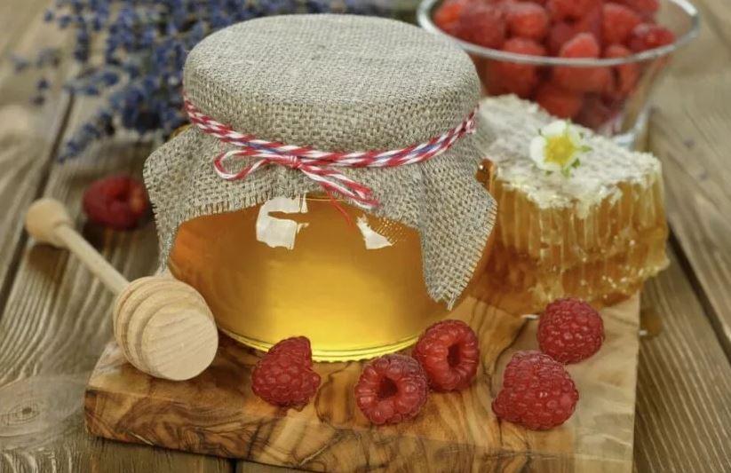 Малиновый мед как делают
