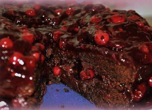 Блюда с малиновыми ягодами, ярким вкусом и манящим ароматом